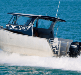 Fastest Auckland Charter Boat 27 Knots Cruise
