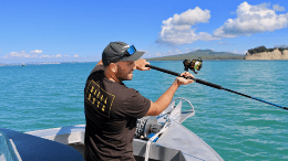Phoenix Charters Best Fishing Skipper Auckland