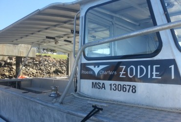 Phoenix Fishing Vessel Zodie 1